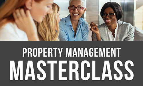 Property Management Masterclass October